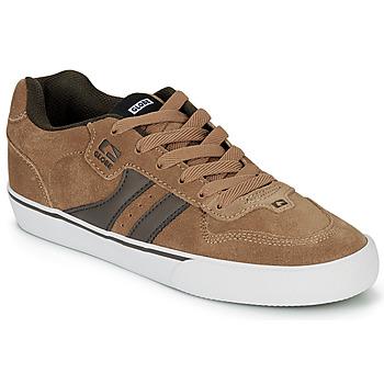 Sko Herre Lave sneakers Globe ENCORE-2 Brun