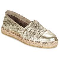 Sko Dame Espadriller Nome Footwear MAROU Guld