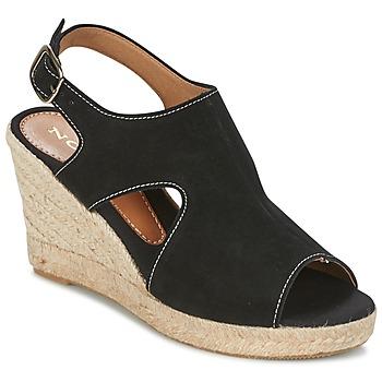 Sko Dame Sandaler Nome Footwear DESTIF Sort