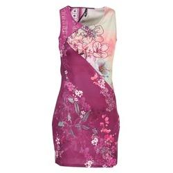 textil Dame Korte kjoler Smash GRETCHEN Pink