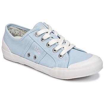 Sko Dame Lave sneakers TBS OPIACE Blå