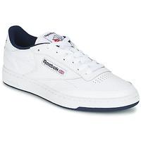 Sko Lave sneakers Reebok Classic CLUB C 85 Hvid / Blå