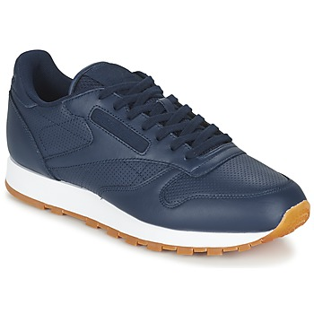 Sko Herre Lave sneakers Reebok Classic CL LEATHER PG Blå