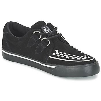 Sko Lave sneakers TUK CREEPERS SNEAKERS Sort / Hvid