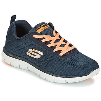Sko Dame Sneakers Skechers Flex Appeal 2.0 Break Free Kul