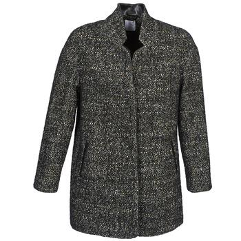 textil Dame Frakker Alba Moda XOLLO Grå / Marmoreret