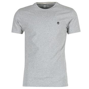 textil Herre T-shirts m. korte ærmer Timberland SS DUNSTAN RIVER CREW TEE Grå