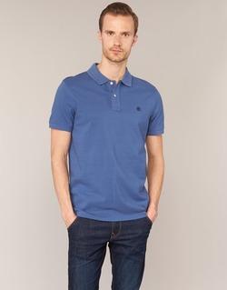 textil Herre Polo-t-shirts m. korte ærmer Timberland SS MILLERS RIVER PIQUE REG POLO Blå