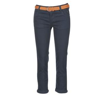 textil Dame Halvlange bukser Best Mountain ROSIMALI Marineblå