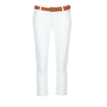 textil Dame Halvlange bukser Best Mountain ROSIMALI Hvid