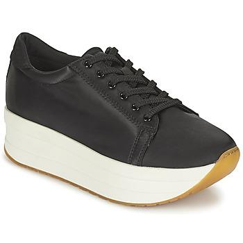 Sko Dame Lave sneakers Vagabond CASEY Sort