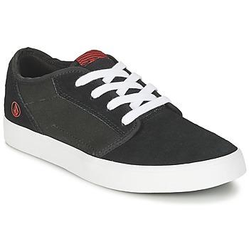 Sko Børn Lave sneakers Volcom GRIMM 2 BIG YOUTH Sort