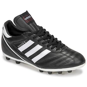 Sko Fodboldstøvler adidas Performance KAISER 5 LIGA Sort / Hvid