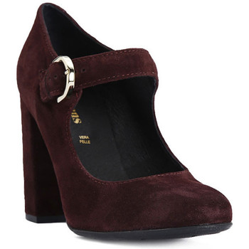 Sko Dame Højhælede sko Carmens Padova CAMERON LORD MONTEPULCIANO Bordeaux