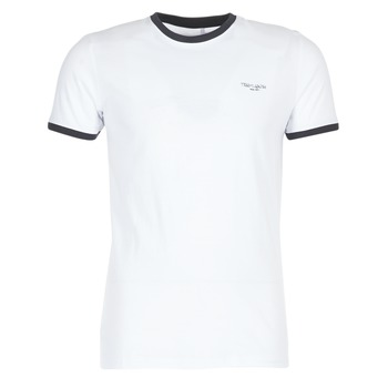 textil Herre T-shirts m. korte ærmer Teddy Smith THE TEE Hvid