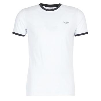 textil Herre T-shirts m. korte ærmer Teddy Smith THE TEE Hvid