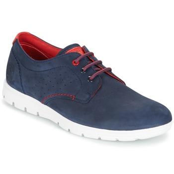 Sko Herre Lave sneakers Panama Jack DOMANI Marineblå / Rød