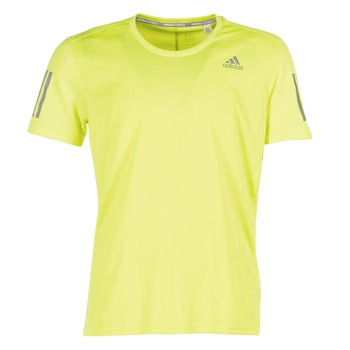textil Herre T-shirts m. korte ærmer adidas Performance RS SS TEE M Gul