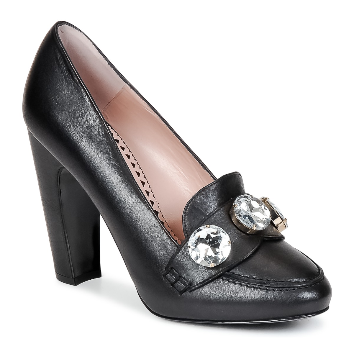 Pumps Moschino Cheap   CHIC  STONES