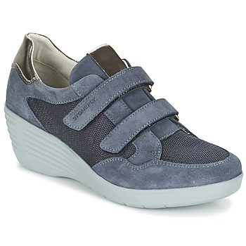 Sko Dame Lave sneakers Stonefly EBONY Blå