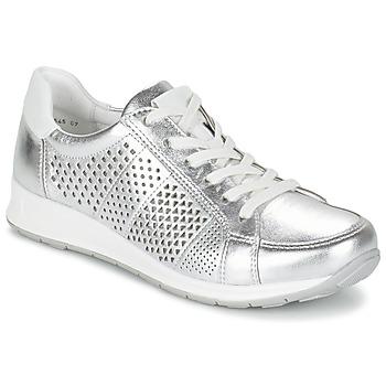 Sko Dame Lave sneakers Ara CHEVOK Sølv