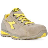 Sko Herre Lave sneakers Diadora UTILITY GLOVE II LOW S1P Grigio