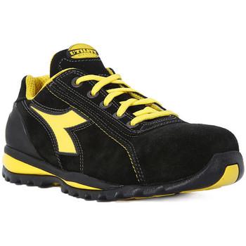 Sko Herre Lave sneakers Diadora UTILITY GLOVE II LOW S1P Nero