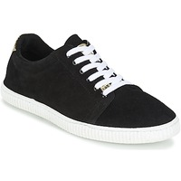 Sko Dame Lave sneakers Chipie JERBY Sort / Gylden