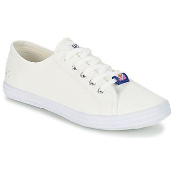 Sko Dame Lave sneakers Banana Moon RAYA Hvid