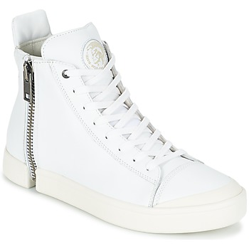 Sko Herre Høje sneakers Diesel S-NENTISH Hvid