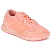 Sko Pige Lave sneakers adidas Originals LOS ANGELES J Koral