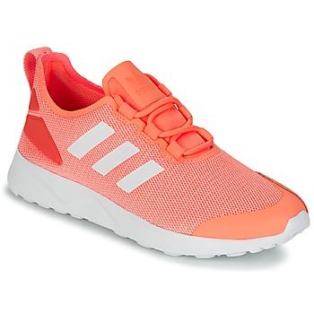 Sko Dame Lave sneakers adidas Originals ZX FLUX ADV VERVE W Solgul / Blank