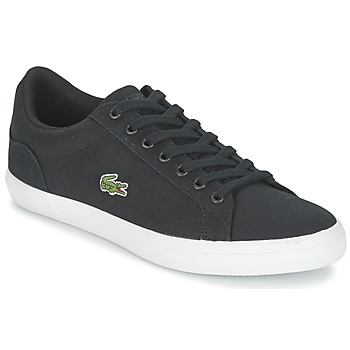Sko Herre Lave sneakers Lacoste LEROND BL 2 Sort