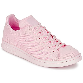 Sko Dame Lave sneakers adidas Originals STAN SMITH PK Pink