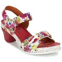 Sko Dame Sandaler Art I ENJOY Pink