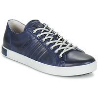 Sko Herre Lave sneakers Blackstone JM11 Marineblå