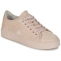 Sko Dame Lave sneakers Blackstone NL33 Pink