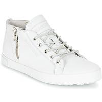 Sko Dame Høje sneakers Blackstone NL35 Hvid