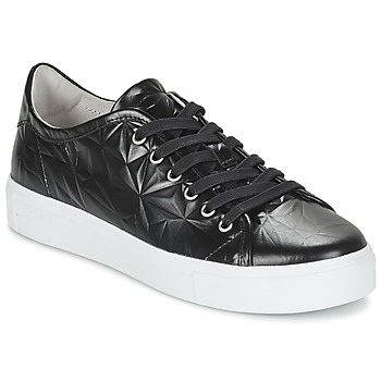 Sko Dame Lave sneakers Blackstone NL34 Sort