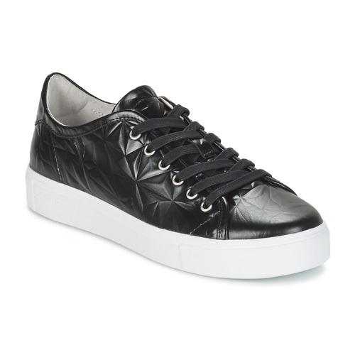 Sko Dame Lave sneakers Blackstone NL34 Sort
