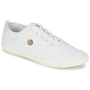 Sko Lave sneakers Faguo OAK Hvid