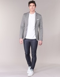 textil Herre Smalle jeans Benetton JUSKU Blå