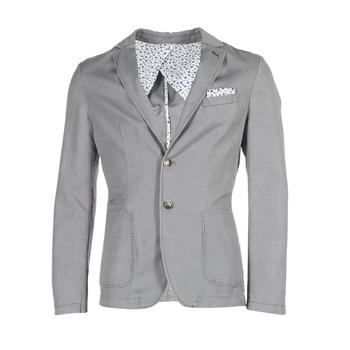 textil Herre Jakker / Blazere Benetton MASKIOL Grå