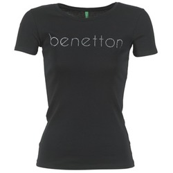 T-shirts m. korte ærmer Benetton AJAVOL