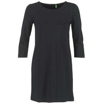 textil Dame Korte kjoler Benetton SAVONI Sort