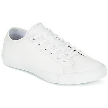 Sko Herre Lave sneakers Paul & Joe SUNDAY Hvid