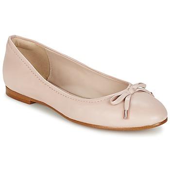 Sko Dame Ballerinaer Clarks GRACE LILY Pink