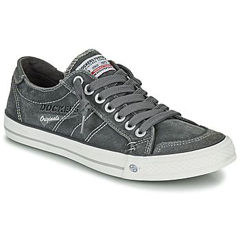 Sko Herre Lave sneakers Dockers by Gerli JOLEVE Grå