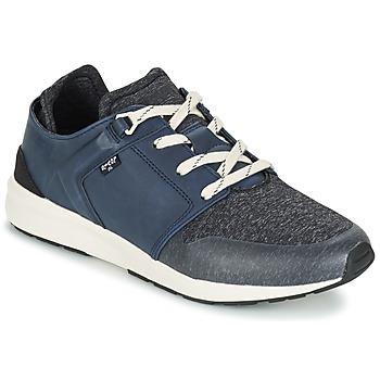 Sko Herre Lave sneakers Levi's BLACK TAB RUNNER Blå