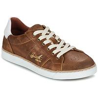 Sko Dreng Lave sneakers Bullboxer AJIMET Cognac